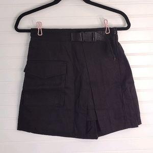 NWOT Shein Cargo Skirt